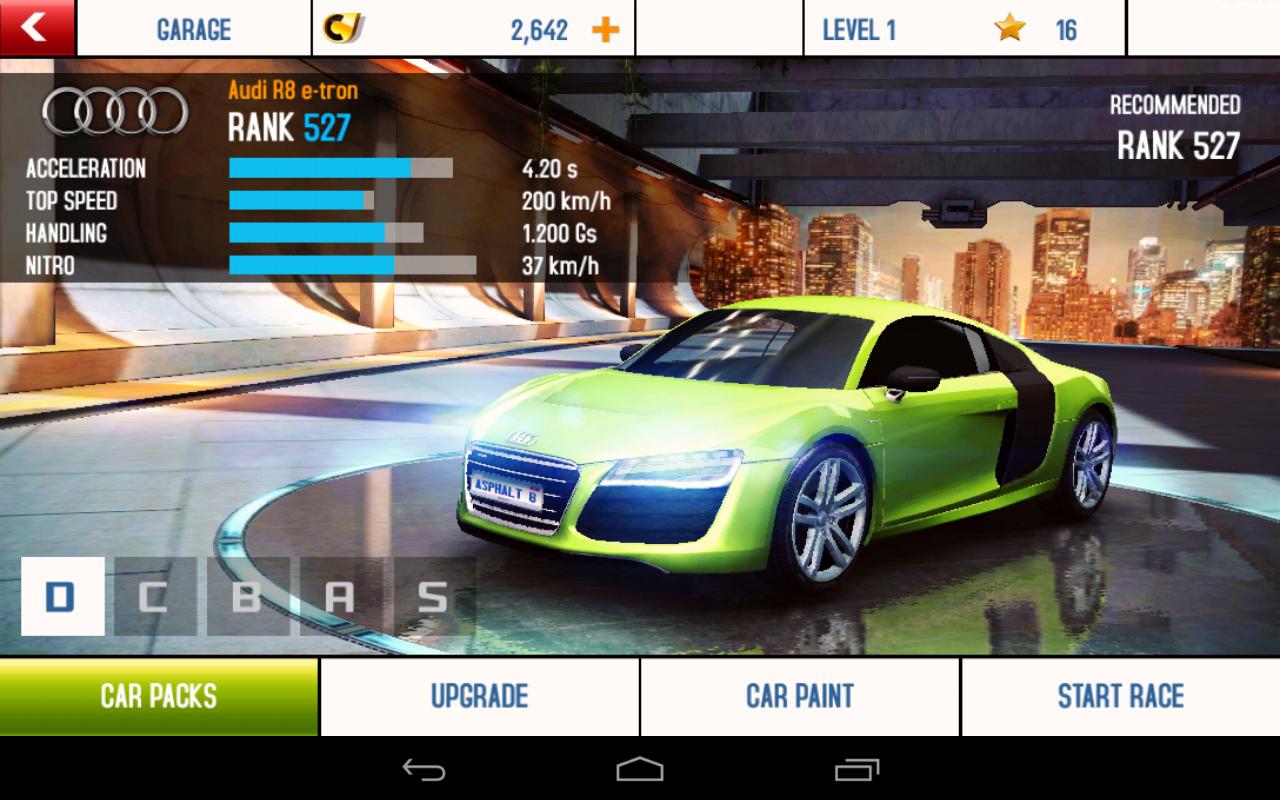 The Fastest Cars In Asphalt 8 Asphalt 8 Hack